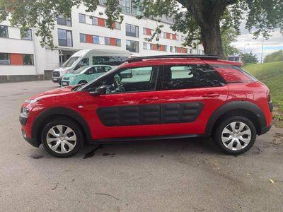 brugt Citroën C4 Cactus 1,2 4-DØRS MED BAGKLAP 5 Man