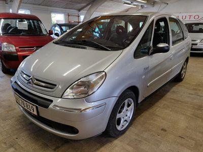 brugt Citroën Xsara Picasso 1,6i 8V 95 Clim