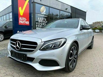 brugt Mercedes C220 d Avantgarde stc. aut.