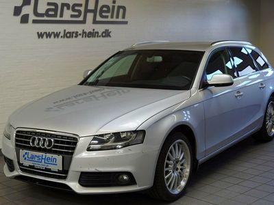 usata Audi A4 2,0 TDi 143 Avant