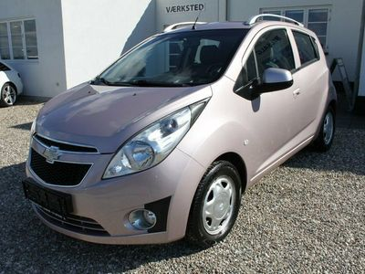 second-hand Chevrolet Spark 1,2 LT