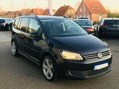 brugt VW Touran 1,6 TDi 105 Comfortline BMT 7prs