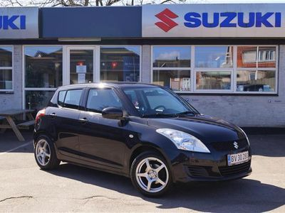 brugt Suzuki Swift 1,2 16V GL 94HK 5d