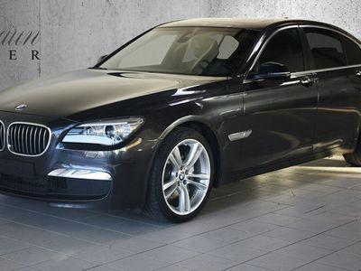 brugt BMW 730 D M-Sport