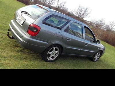 brugt Citroën Xsara Weekend 2,0 HDI Elegance 110HK Stc