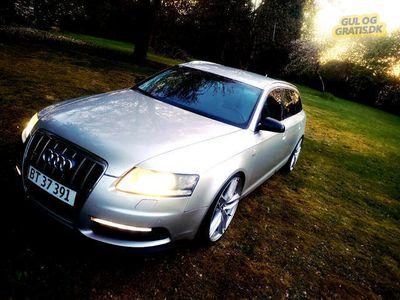 brugt Audi A6 3.0 TDI quattro nysynet