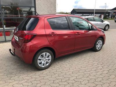 brugt Toyota Yaris 1,0 VVT-I T1 69HK 3d A+