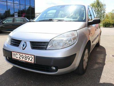 usado Renault Scénic II 1,6 Expression Comf.