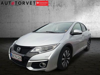 brugt Honda Civic 1,6 i-DTEC Comfort