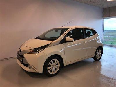usata Toyota Aygo 1,0 VVT-I X-Pure 69HK 5d