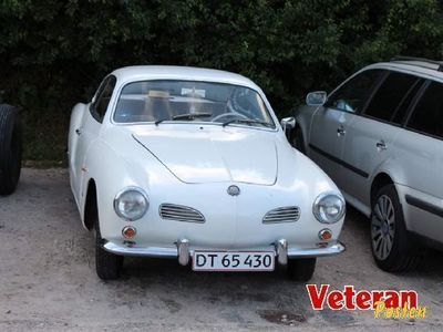 brugt VW Karmann Ghia 1960