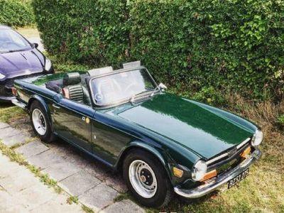 brugt Triumph TR6 2.5