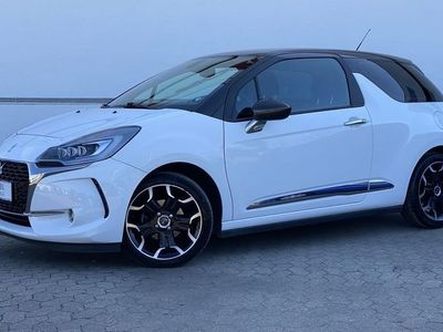 brugt DS Automobiles DS3 1,2 PureTech Sport EAT6 start/stop 110HK 3d 6g Aut.