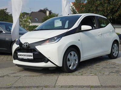Smuk 👍 Køb Toyota Aygo brugt • 379 Toyota Aygo til Salg • AutoUncle VB-91