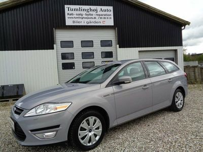 brugt Ford Mondeo 2,0 TDCi 140 Trend Collection stc.