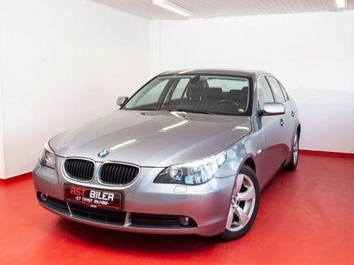 brugt BMW 520 i 2,2 aut.
