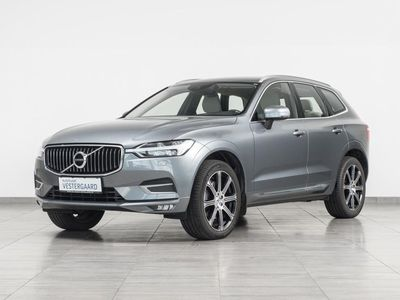 second-hand Volvo XC60 2,0 D4 Inscription AWD 190HK 5d 8g Aut.