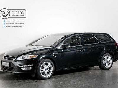 brugt Ford Mondeo 1,6 TDCi 115 Titanium stc. ECO