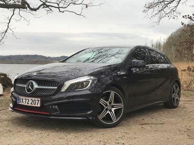 usado Mercedes A250 2,0 7G-DCT 211HK 5d 7g Aut.