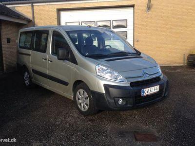 brugt Citroën Jumpy 2,0 HDI 119HK