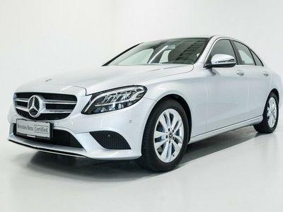 brugt Mercedes C220 d Advantage aut. 2018