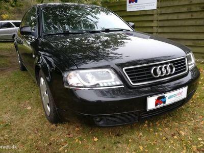 brugt Audi A6 1,8 T 150HK