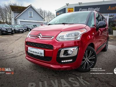 brugt Citroën C3 Picasso 1,6 BlueHDi 100 Feel Complet