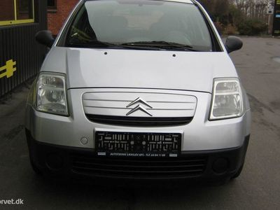 brugt Citroën C2 1,4i 75HK 3d