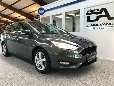 brugt Ford Focus TDCi 120 Trend stc.
