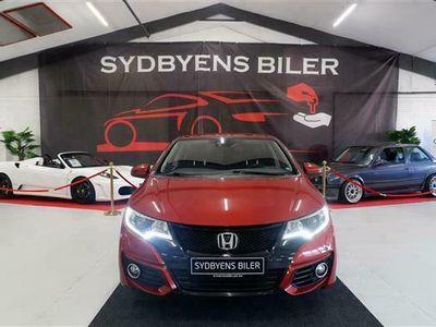 brugt Honda Civic 1,6 i-DTEC Sport 120HK 5d 6g