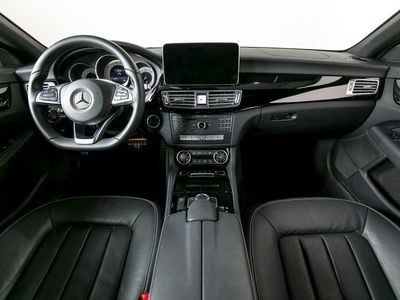 brugt Mercedes CLS350 Shooting Brake d 3,0 aut.