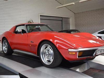 brugt Chevrolet Corvette 5,7 200HK 2d Aut.