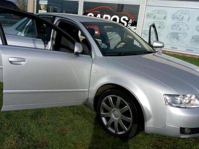 brugt Audi A4 2,5 V6 TDI quattro 180HK