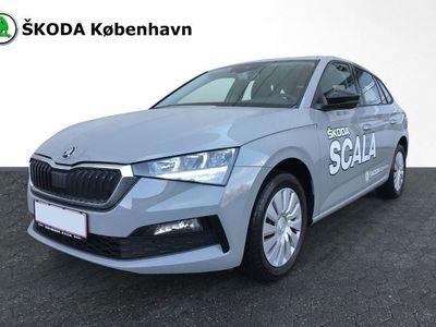 brugt Skoda Scala 1,0 TSi 115 Ambition