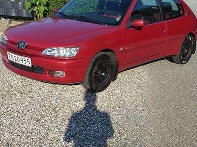 brugt Peugeot 306 1,4 1.4i usa champion