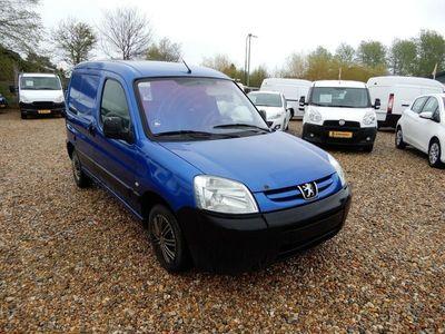 brugt Peugeot Partner 2,0 HDi 90 Van