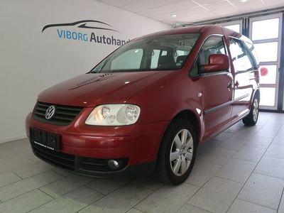 brugt VW Caddy Maxi 1,9 TDi 105 Life DSG