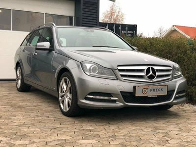 used Mercedes C220 2,2 CDi Avantgarde stc. aut. BE