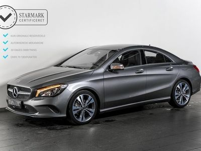used Mercedes CLA200 d 2,2 aut.