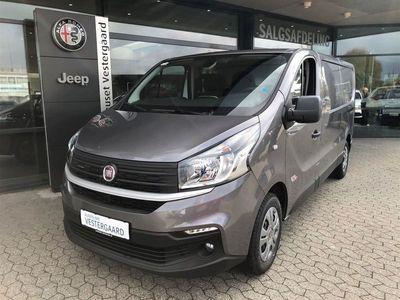 brugt Fiat Talento L2H1 1,6 MJT Professional Plus Navi 120HK Van 6g
