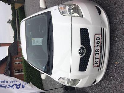 brugt Toyota Yaris 1,3 VVT-I Linea Terra 87HK 3d