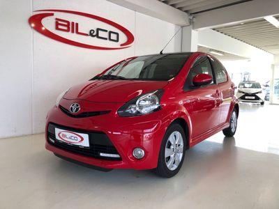 brugt Toyota Aygo 1,0 VVT-I Red&Black 68HK 5d