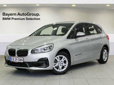 gebraucht BMW 218 Active Tourer i 1,5 Advantage aut.
