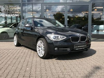 second-hand BMW 120 d 2,0 Sport Line aut.