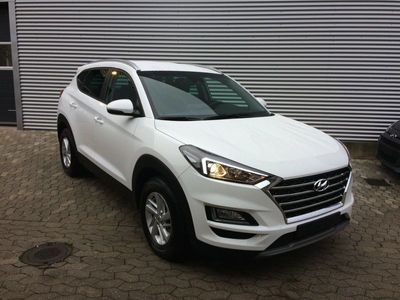 brugt Hyundai Tucson 1,6 CRDi 136 Trend