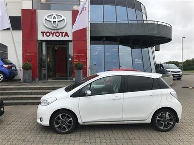 brugt Toyota Yaris 1,3 VVT-I Trend 99HK 5d 6g