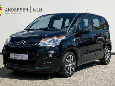 brugt Citroën C3 Picasso 1,2 PureTech Seduction 110HK