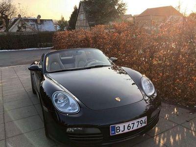 used Porsche Boxster S 3.2 280 HK