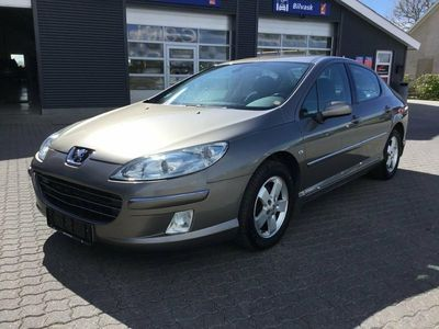 used Peugeot 407 1,6 HDi Performance