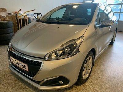 brugt Peugeot 208 1,6 BlueHDi 100 Desire Sky